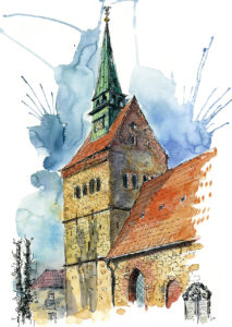St. Cyriakus, Vilsen