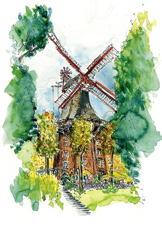 Wallmühle